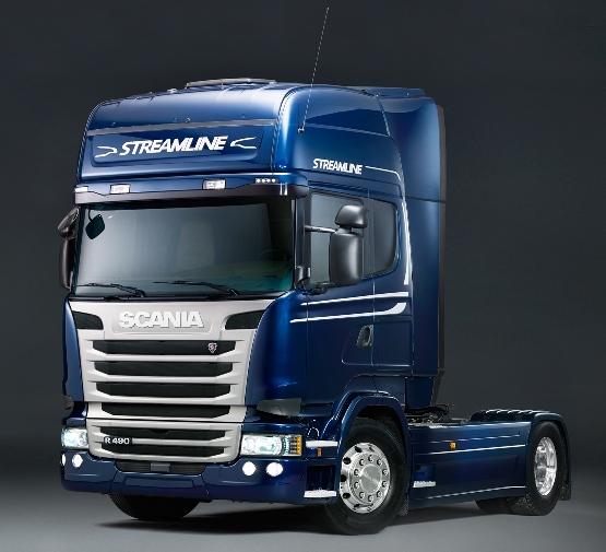 Scania Streamline Strimline 2013