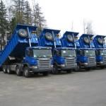 Продажа самосвалов Scania Хабаровск Владивосток Благовещенск