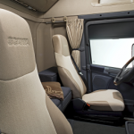 Тюнинг аксессуары Scania чехлы на сиденья