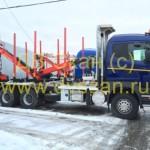 Продажа лесовозов Хабаровский край, сортиментовозы Хабаровск