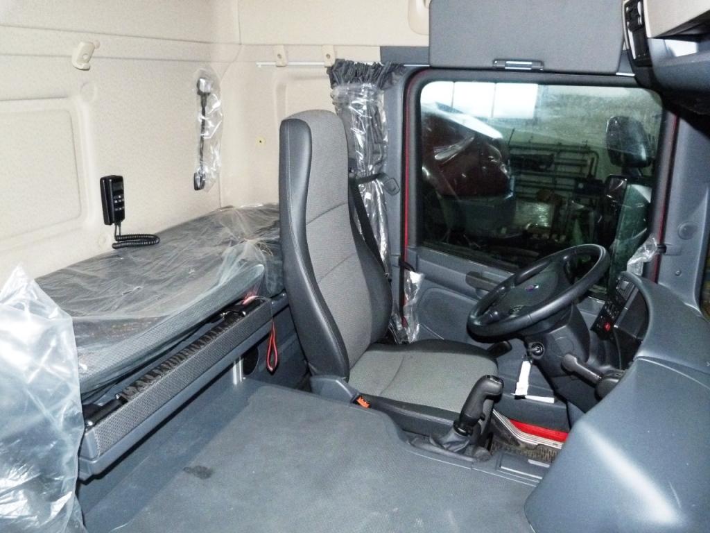 Спальное место в фургоне