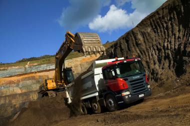 Самосвалы Scania б/у и новые - купить самосвал Скания
