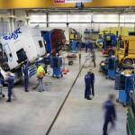 Сервисная станция Скания Scania