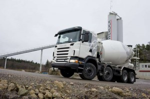 бетоносмеситель Scania