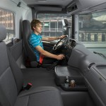 Короткая дневная кабина G14. фото. Дилер Scania в Хабаровске - ДВ Скан