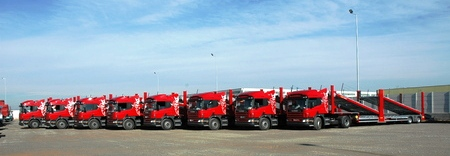 Продажа автовозов в Хабаровске, Владивостоке - дилер Scania ДВ Скан