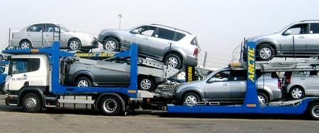 Продажа автовозов, полуприцепы автовозные, тягачи Scania - дилер Скания ДВ Скан