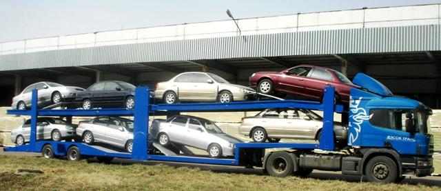 Продажа автовозов Хабаровск Владивосток Благовещенск Якутск