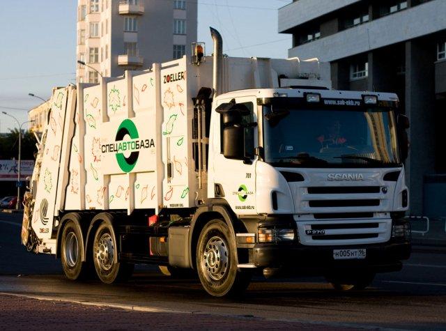 Продажа мусоровозов Хабаровск Владивосток