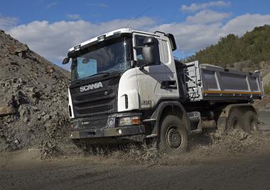 Отзывы о самосвалах скания тесты грузовиков