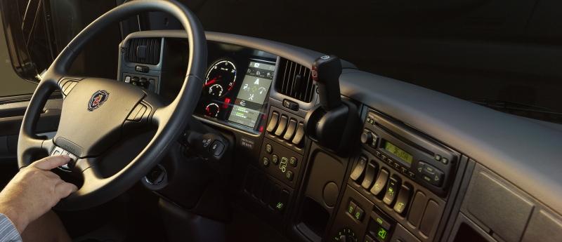 Продажа грузовиков, седельный тягач Скания кабина CR19N Хабаровск Владивосток