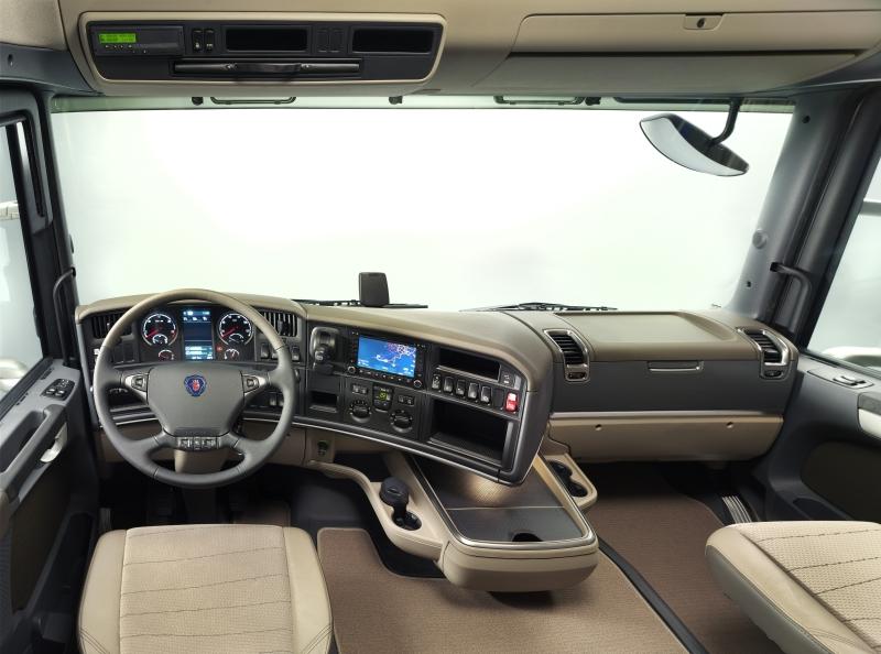 Кабина R Topline Топлайн Продажа грузовиков Хабаровск - дилер Scania