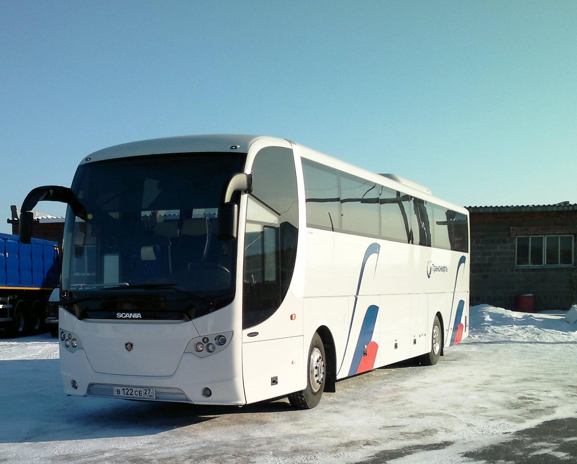 автобусы Хабаровск - купить автобус Скания Scania