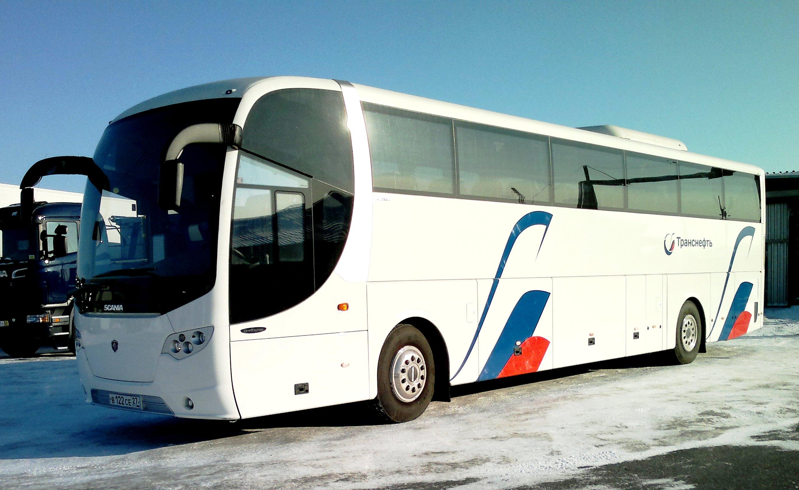 Автобусы купить в Хабаровске - Scania Скания