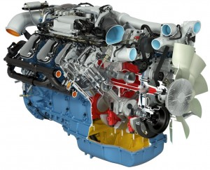 Engines Scania 730 hp 16.4-litre Euro 5