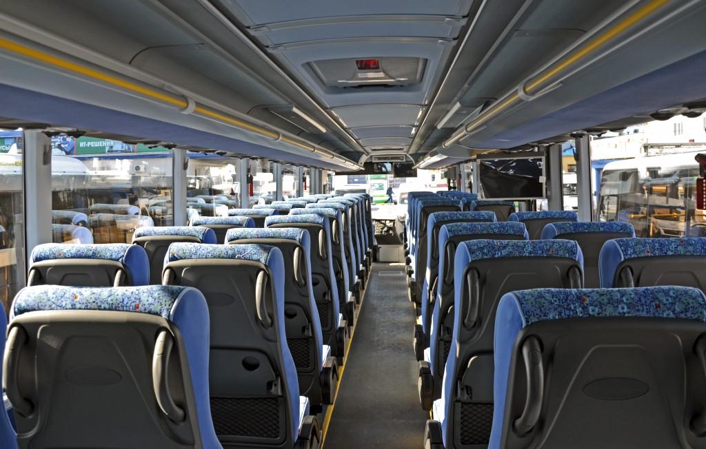 продажа автобусов в Хабаровске Якутия - междугородные пригородные туристические