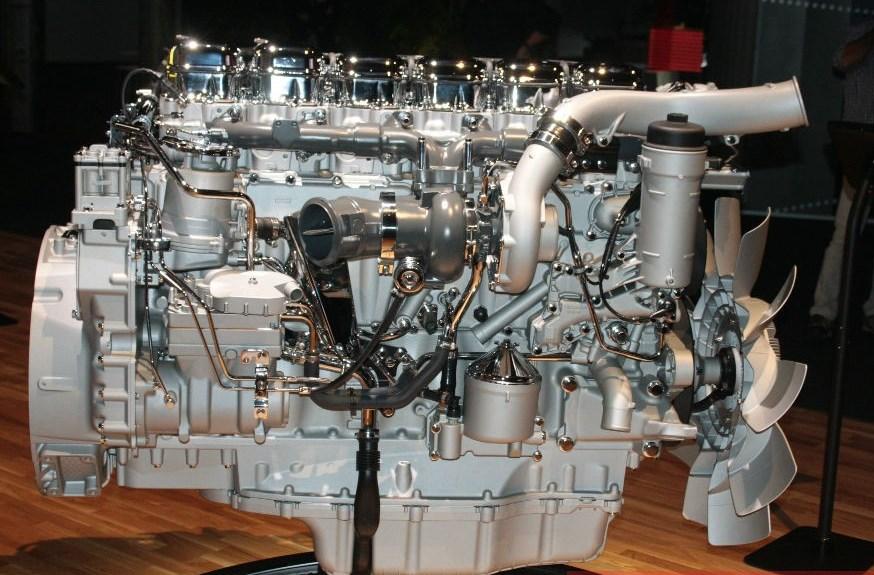 Двигатель новая Скания 2017