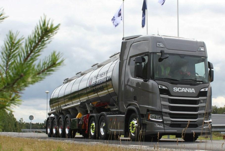 продажа тягачей Хабаровск Скания Scania NTG 2017 тягачи