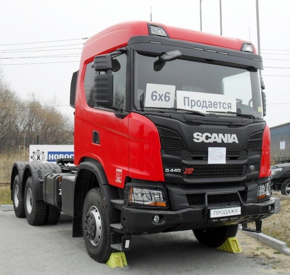купить тягач Скания Scania 6х6 продажа тягачей 6х4 Хабаровск самосвалы Якутия