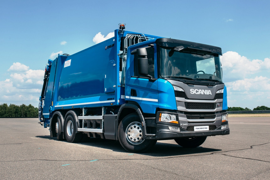 Газовый тягач купить Хабаровск продажа тягачей мусоровозы на метане