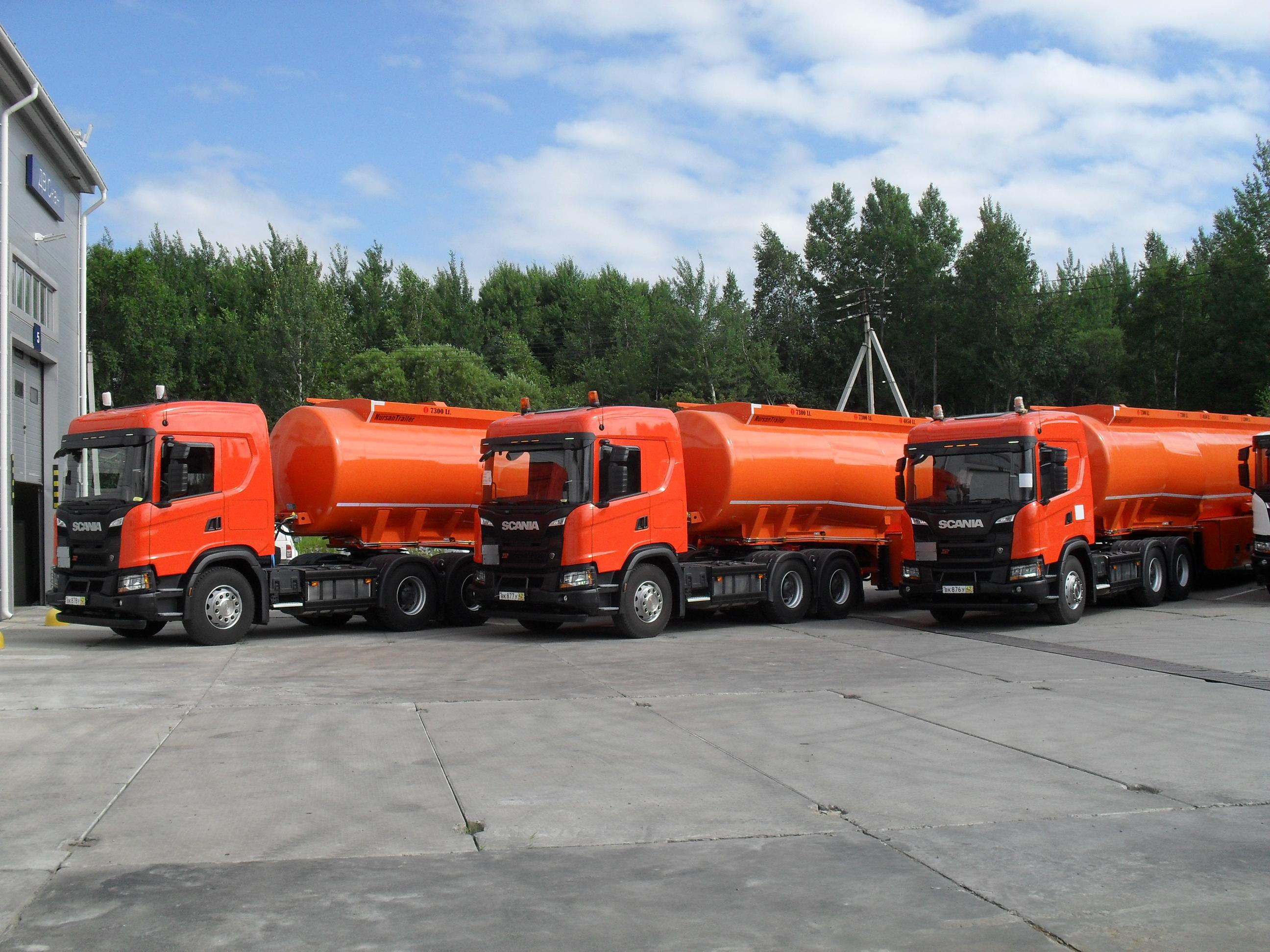 бензовозы топливозаправщики продажа сахалин хабаровск якутия цистерны под нефтепродукты