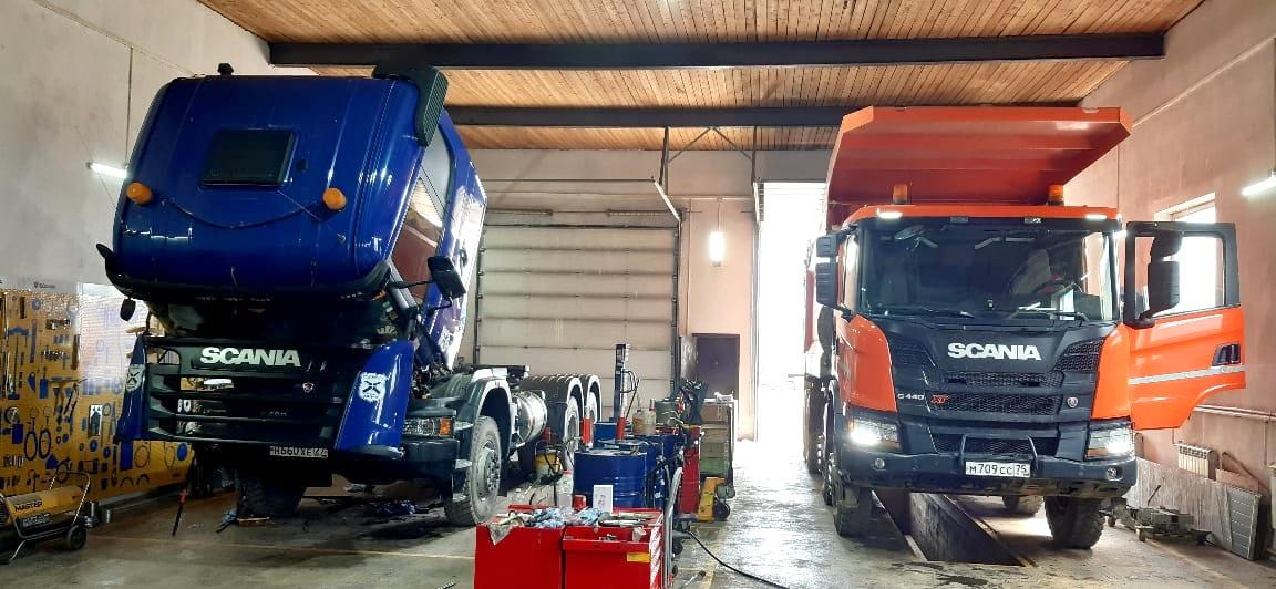 Скания Алдан ДВ Скан Якутия Scania