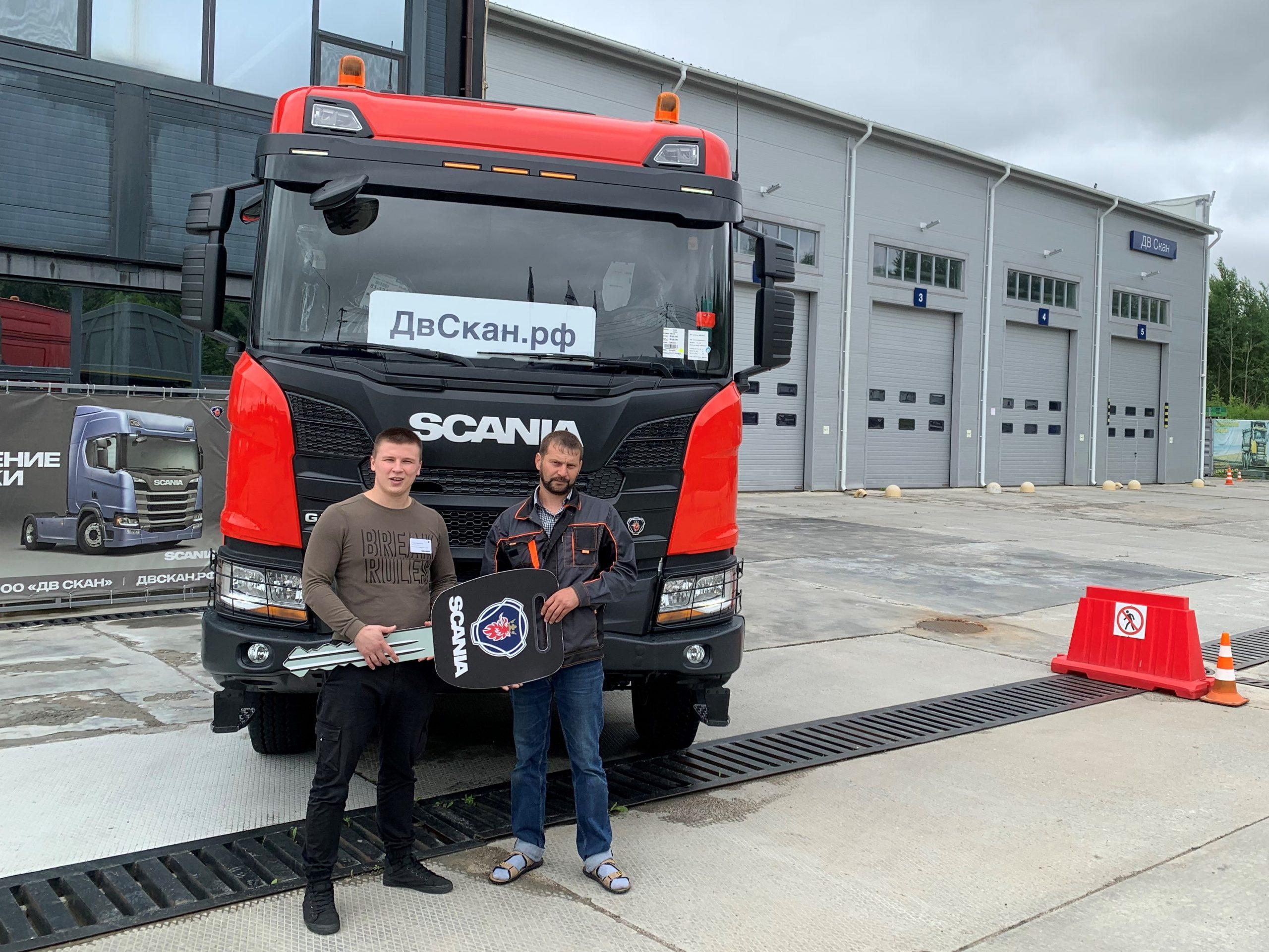 купить тягач Скания Scania 6х6 продажа тягачей 6х6 Хабаровск седельные тягачи Благовещенск
